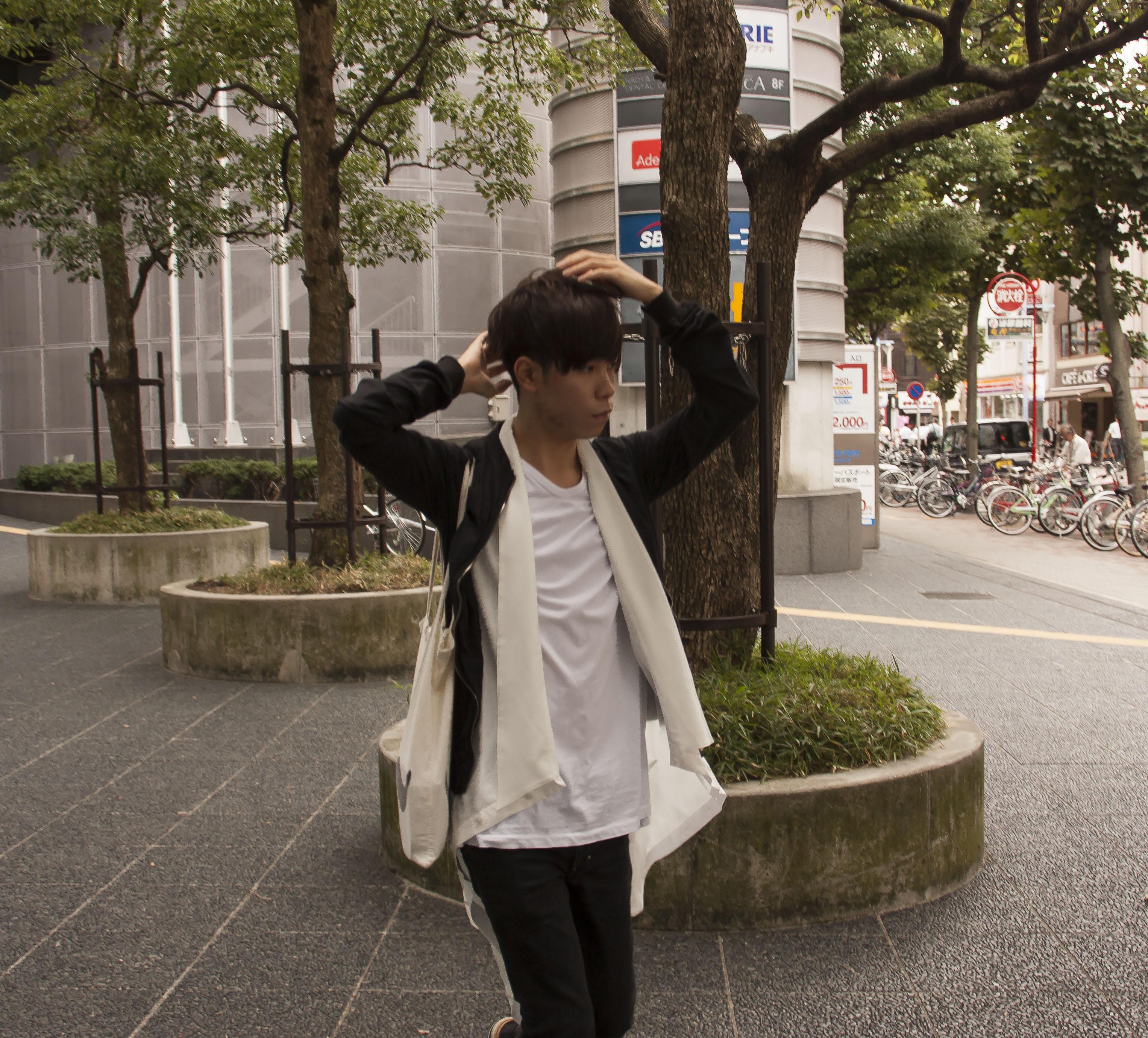En tránsito por Japón