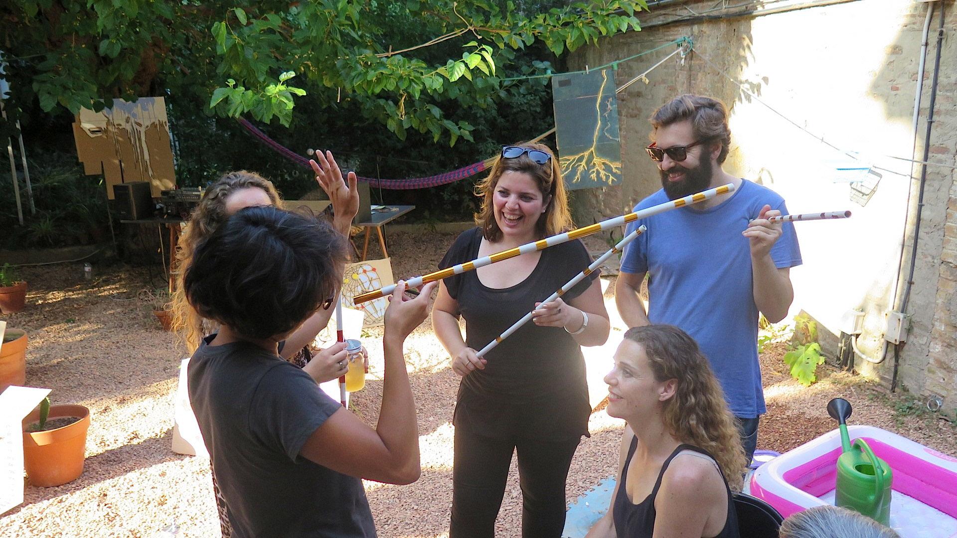 Hospitalidad, Bar Project y Colombia en el Mediterráneo